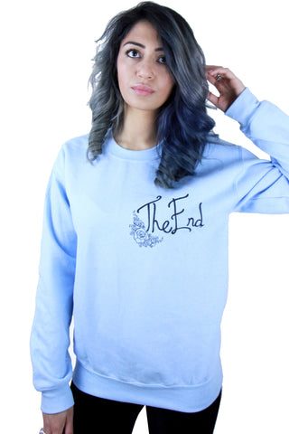 'The End' Blue Sweat