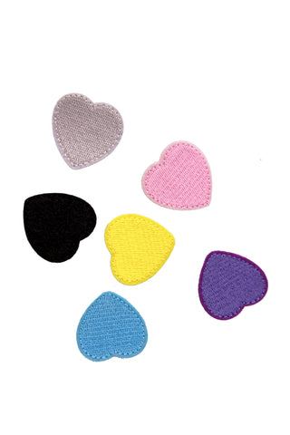 Heart Patch Set