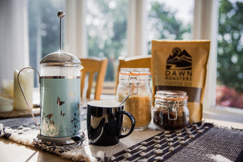 Brewing coffee your way… Cafetière edition