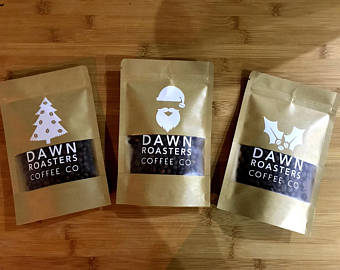 Christmas Taster Pack - Try Three Different Roasts!