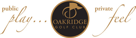Oakridge Golf Club | online store