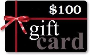 $100 Gift Card Christmas Special