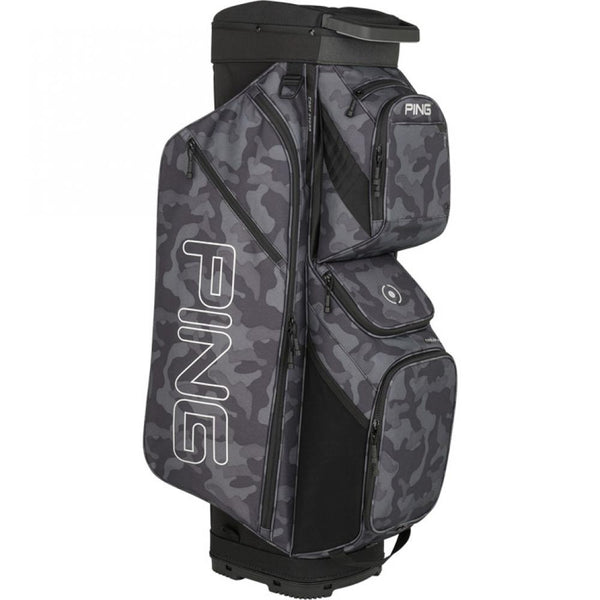 NEW PING TRAVERSE MULTI-CAM CART BAG