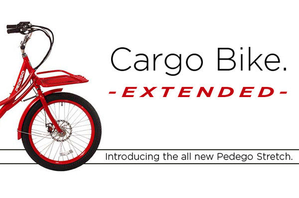Pedego Cargo Bike
