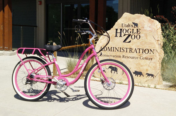 Ebikes Go to the Zoo