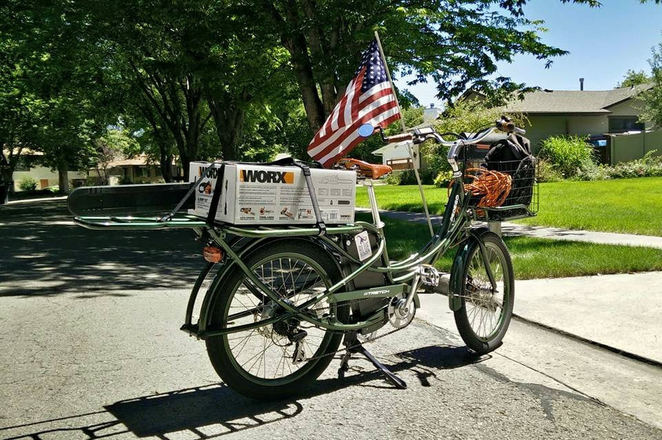 Pedego Stretch Utah