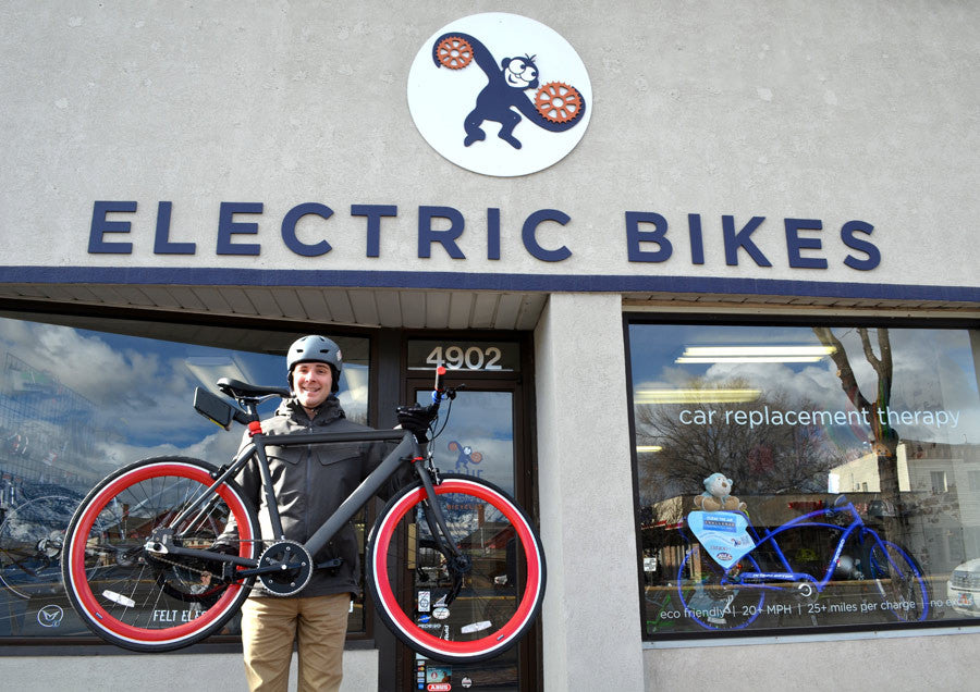 Easy Motion Go Electric Bike