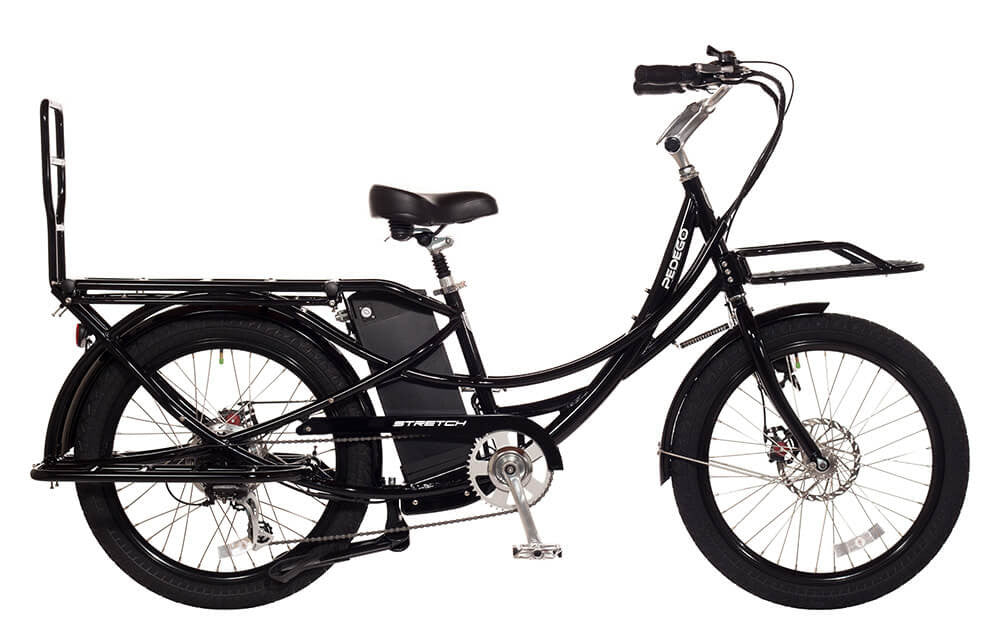 Stretch Cargo Bike