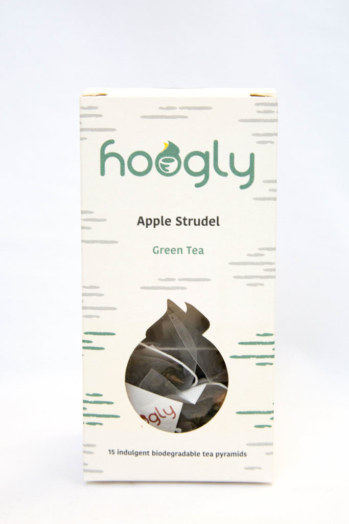 Hoogly Tea - Apple Strudel - Green Tea