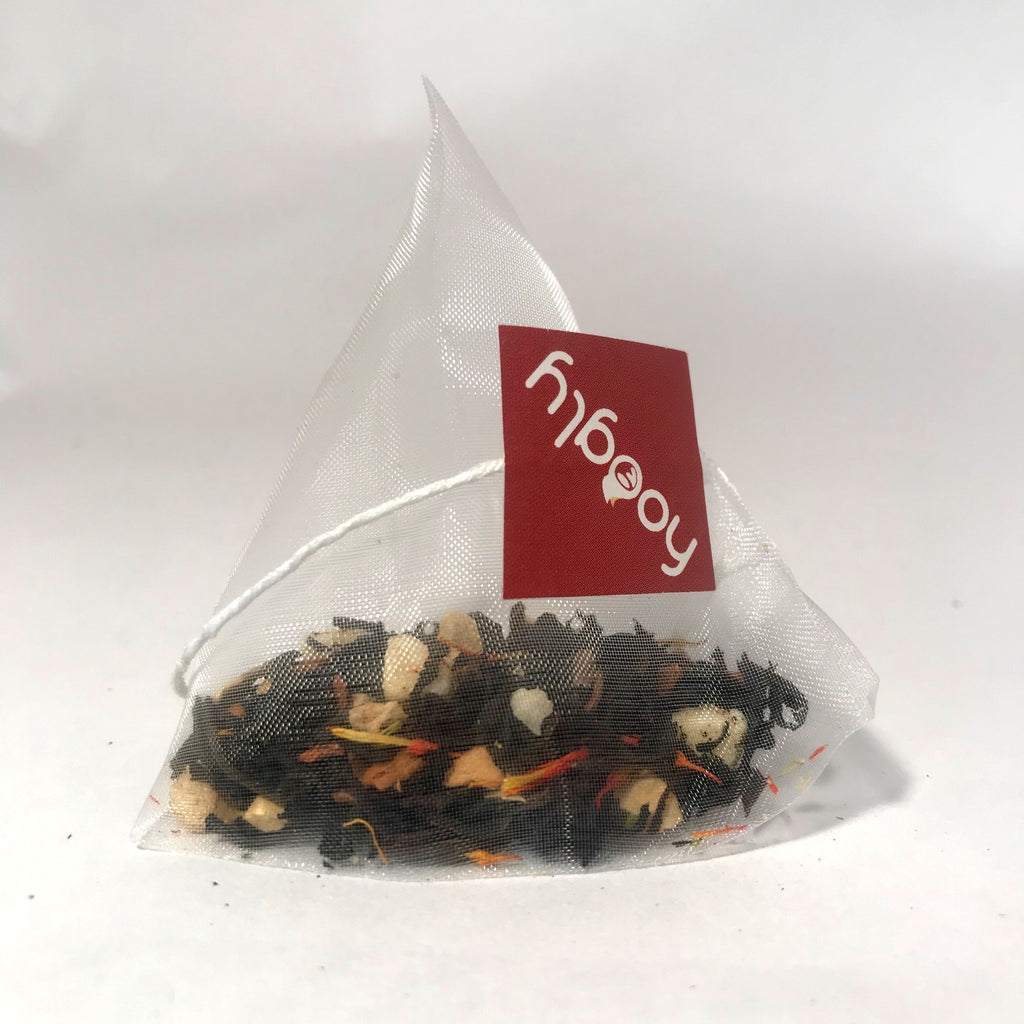 Baked Apple Chai - Refill 50 pyramid bags