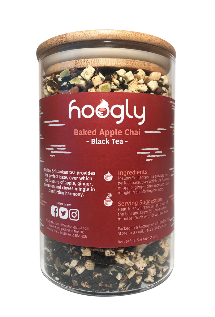 Baked Apple Chai - Black Tea - Loose Leaf 250g
