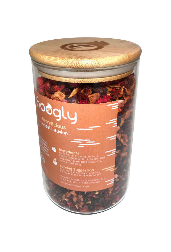 Berrylicious - Herbal Infusion - Loose Leaf 250g