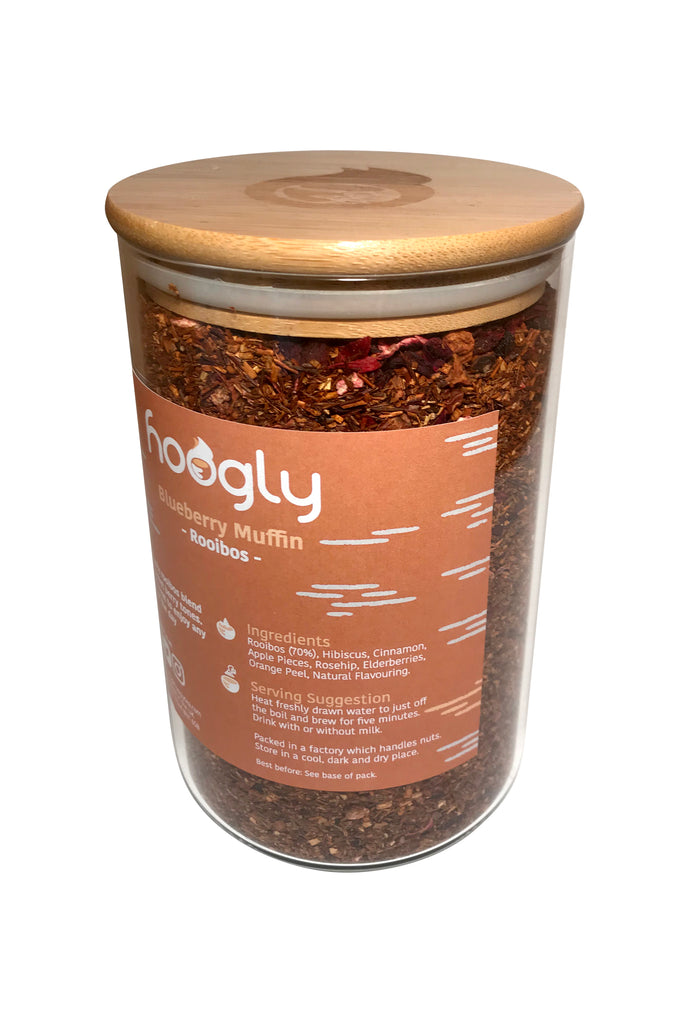 Blueberry Muffin - Rooibos - Refill bag 250g Loose leaf