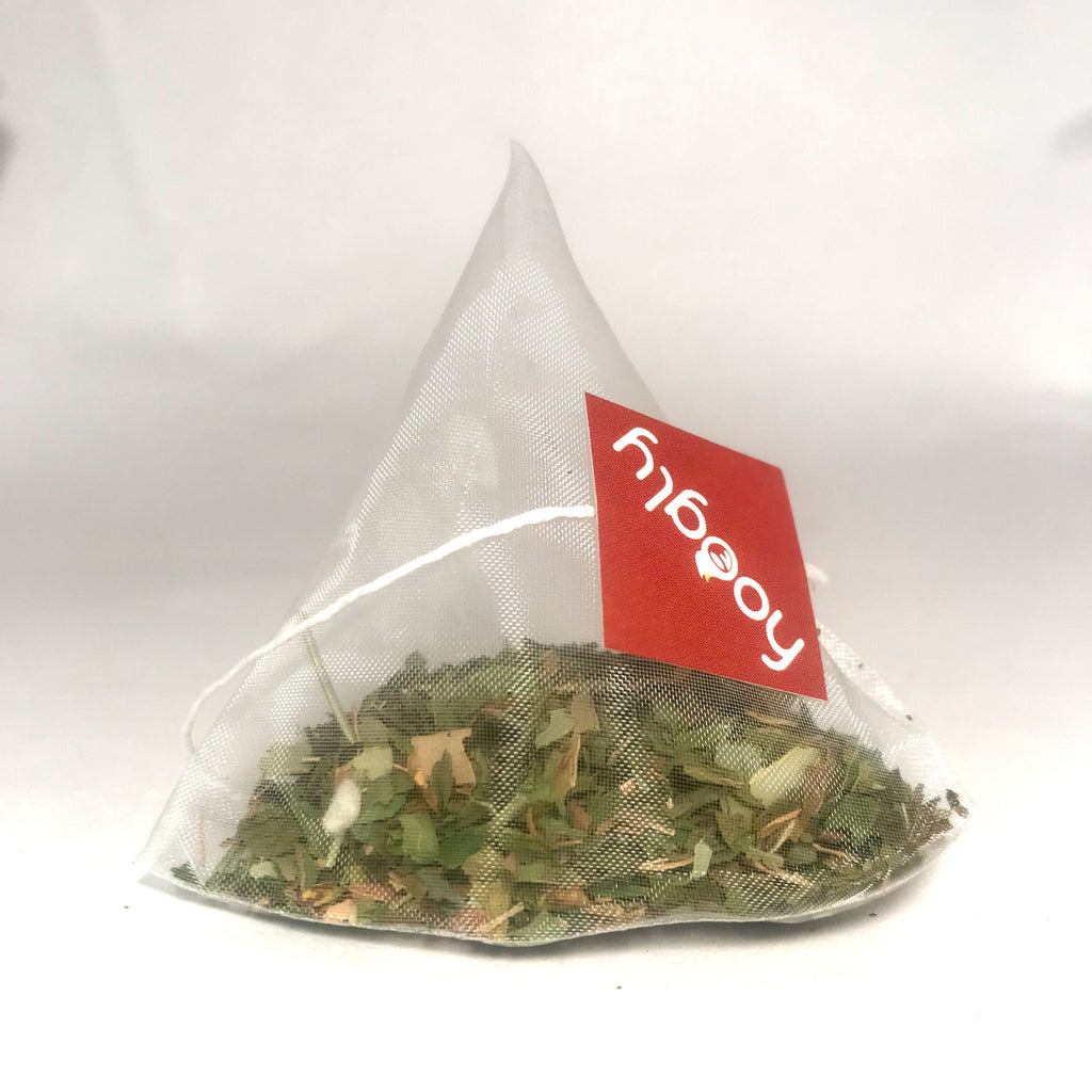 Chill out Mint - Refill 50 pyramid bags