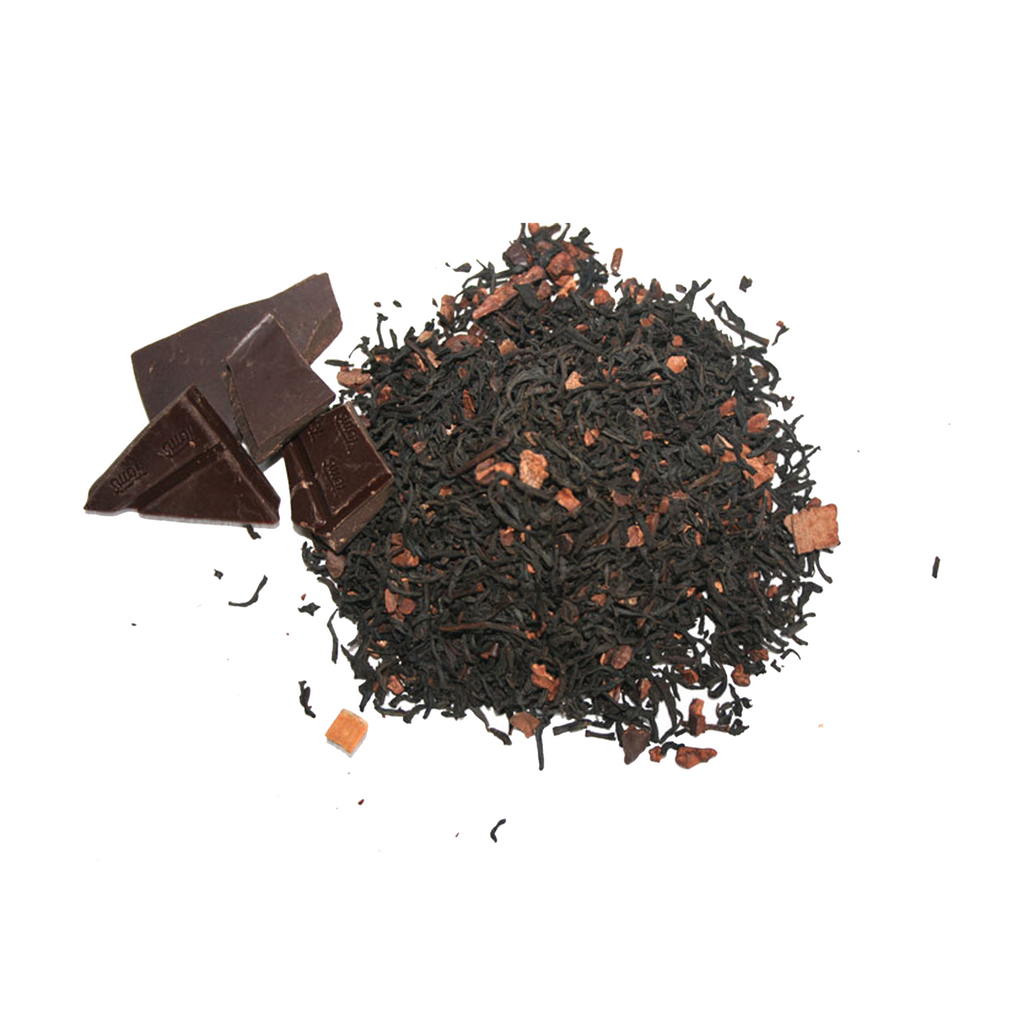 Chocolate Brownie - Black Tea