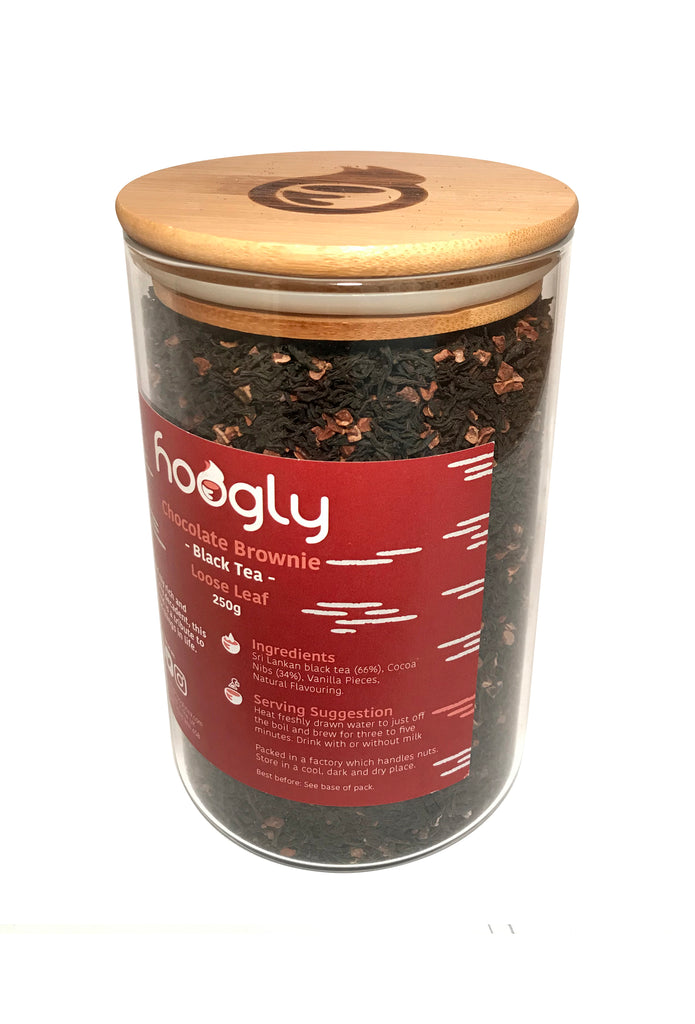 Chocolate Brownie - Black Tea - Loose Leaf 250g