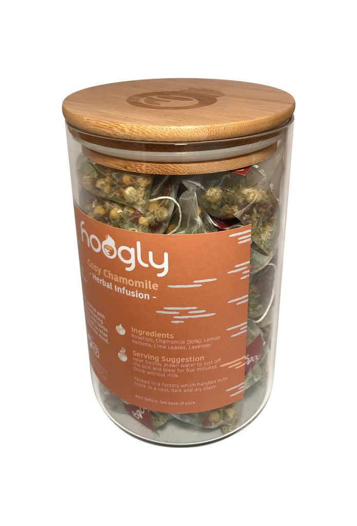 Cosy Chamomile - Herbal Infusion - 50 pyramid bags