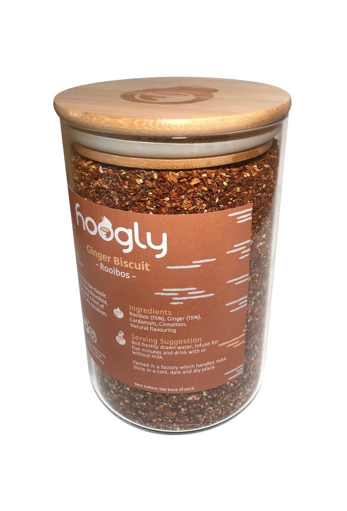 Ginger Biscuit - Rooibos - 250g Loose Leaf