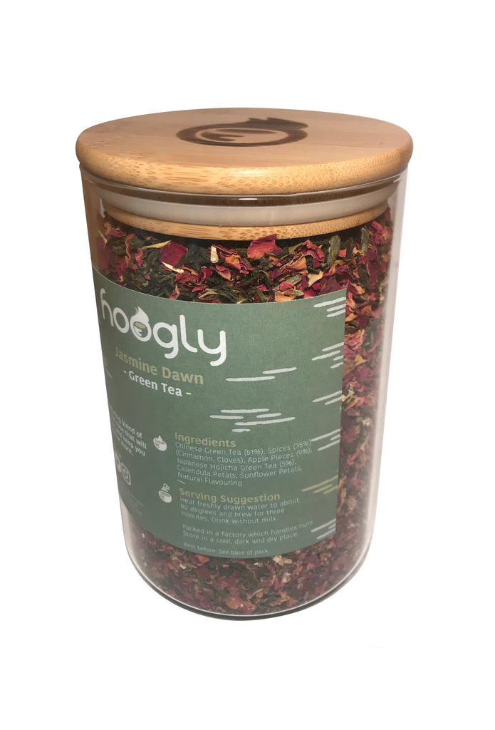 Jasmine Dawn - Green Tea - Loose Leaf 250g