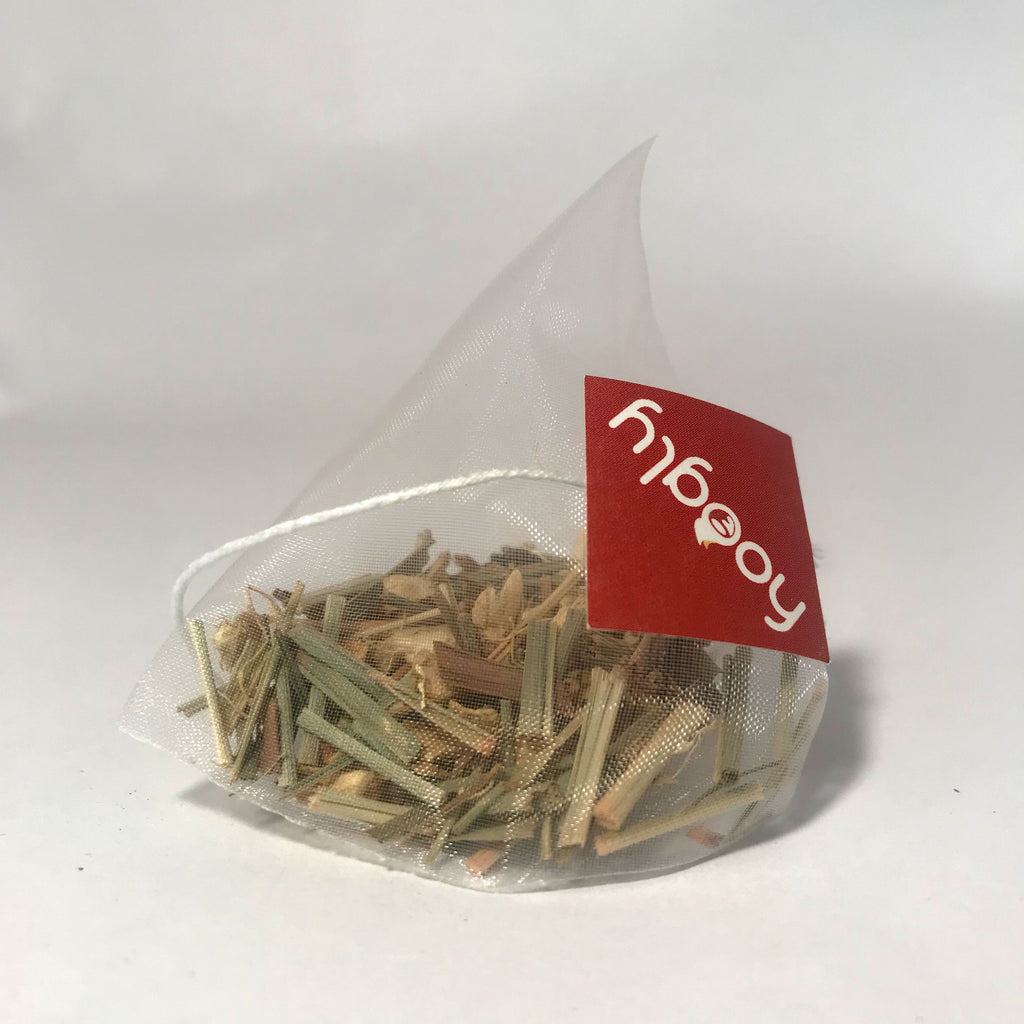 Lemon & Ginger - Refill 50 pyramid bags