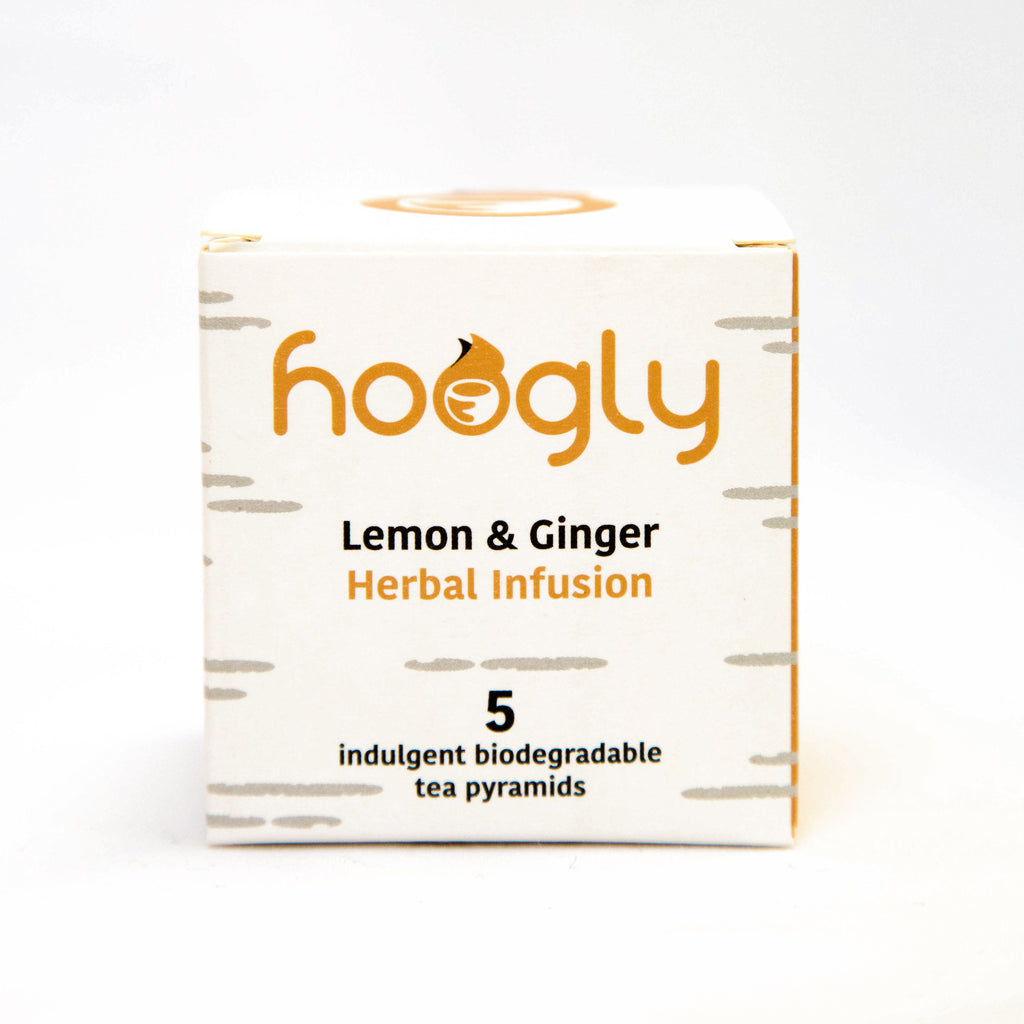 Lemon & Ginger - Herbal Infusion