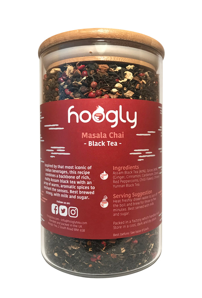 Masala Chai - Black Tea - Loose Leaf 250g