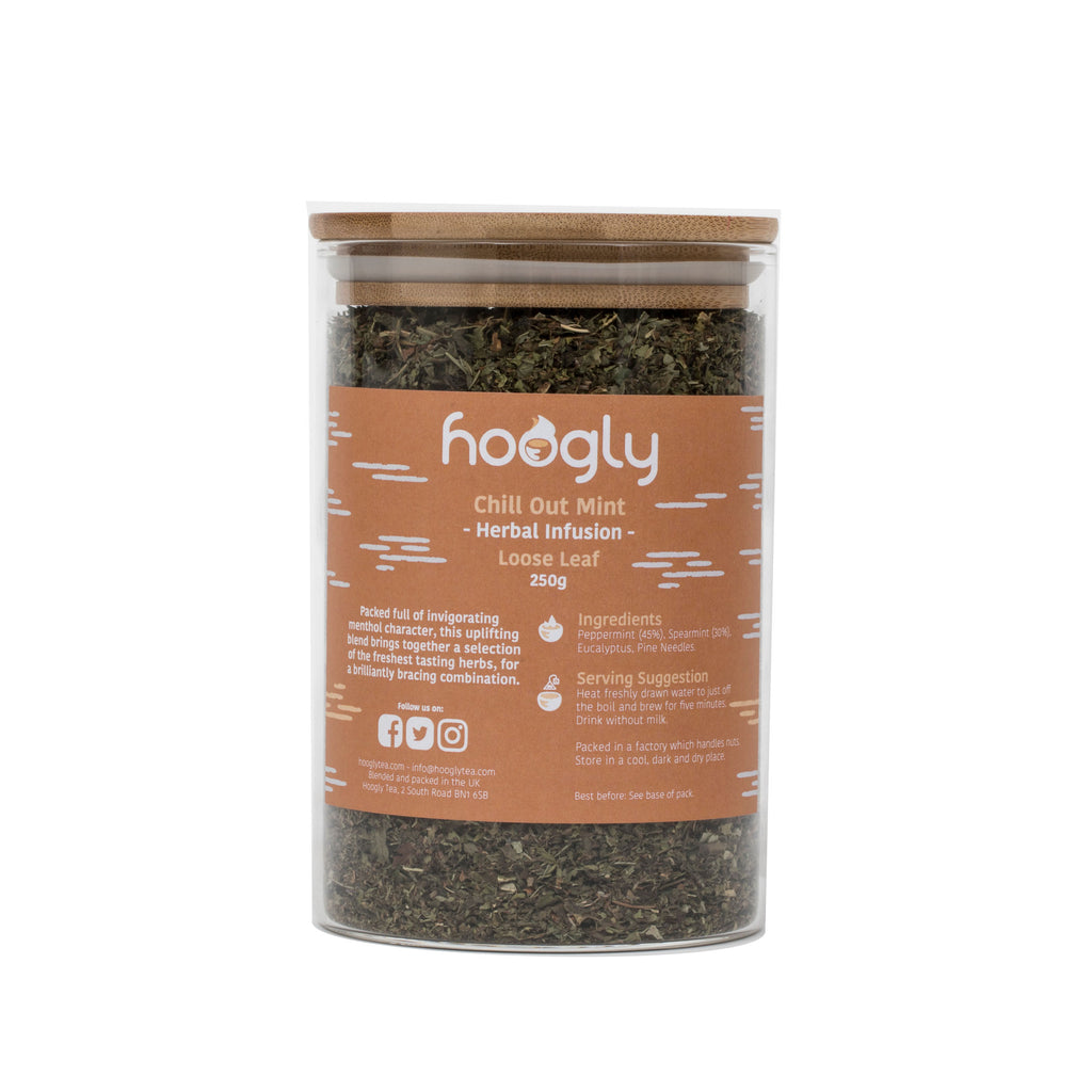Chill out Mint - Refill bag 250g Loose Leaf