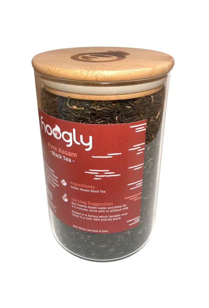 Pure Assam - Black Tea - Refill bag 50 pyramid bags