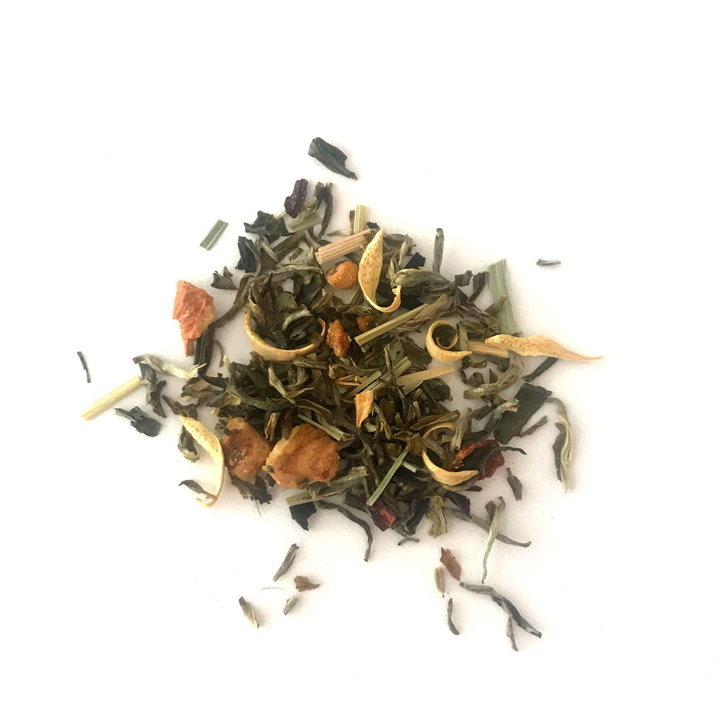 Sparkling White - White Tea