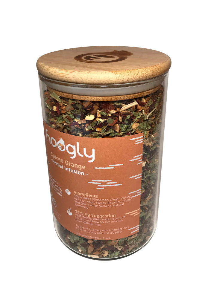 Spiced Orange - Herbal Infusion - Loose Leaf 250g