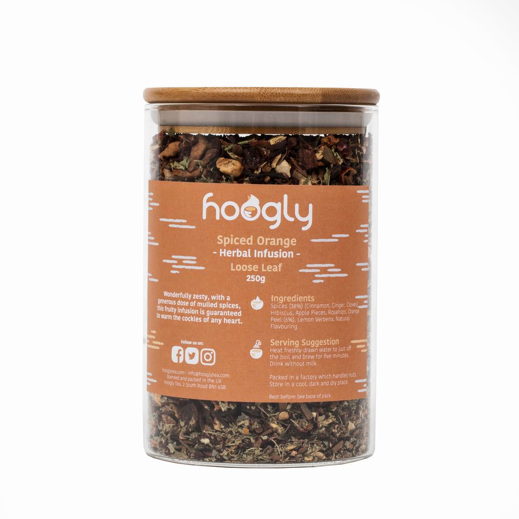 Hoogly Tea - Spiced Orange - Herbal Infusion