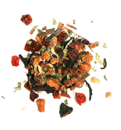Spiced Orange - Herbal Infusion