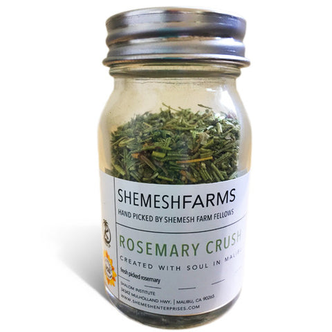 Rosemary Crush 1 oz. bottle