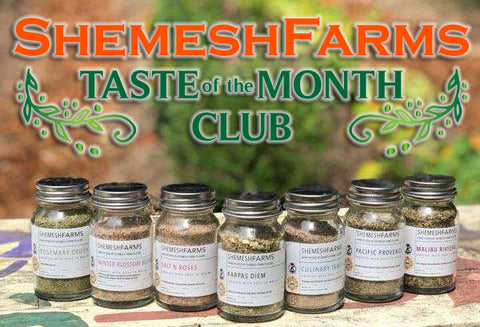 Taste of the Month Club