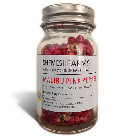 Malibu Pink Pepper 1 oz. bottle