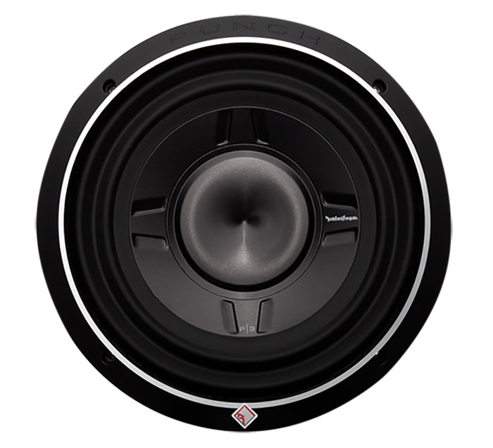 Rockford Fosgate P3SD4-10 4 Ohm 10 Inch Shallow Subwoofer