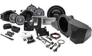 Rockford Fosgate RZR-STAGE5 Stage 5 Kit for Polaris RZR