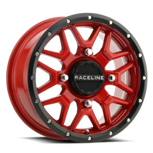 Raceline Krank Wheels A94R - Red