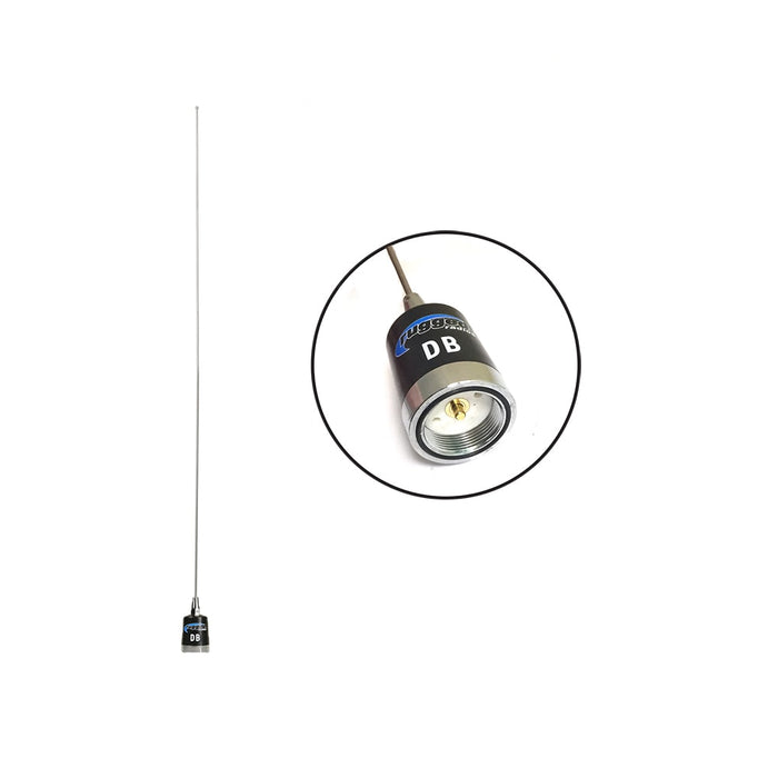 Rugged Radios Dual Band Mobile Antenna