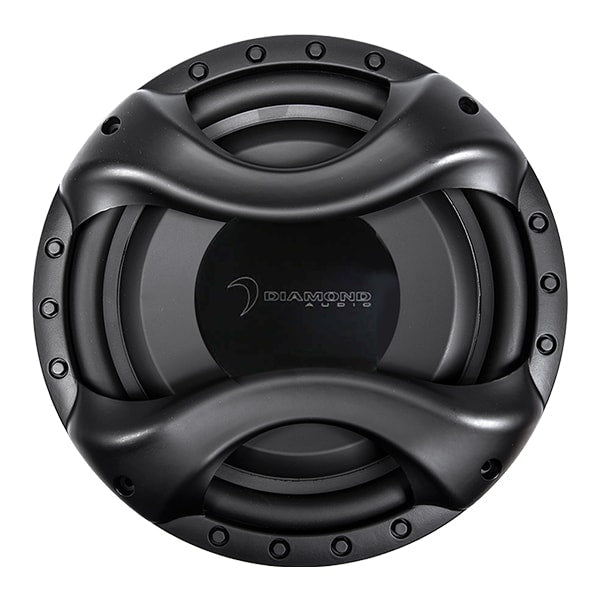 Diamond Audio DMD124SH 12 Inch 4 Ohm Shallow Subwoofer