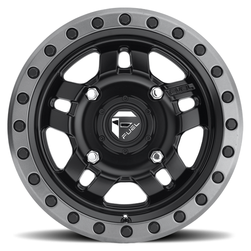Fuel Anza D557 UTV Wheel