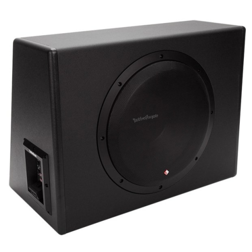 Rockford Fosgate P300-12 300 Watt 12 Inch Enclosed Sub