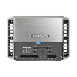 Rockford Fosgate PM400X4 Punch Marine 400 Watt Amplifier