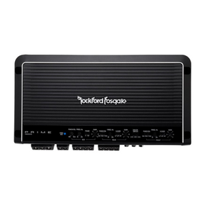 Rockford Fosgate R600X5 600 Watt 5 Channel Amplifier