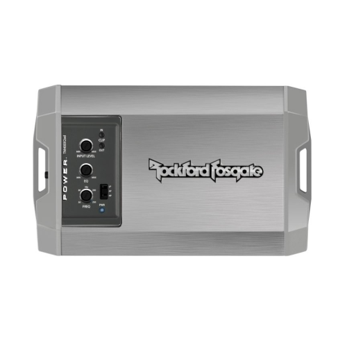 Rockford Fosgate TM400X2AD Power Marine 400 Watt 2 Channel Amp