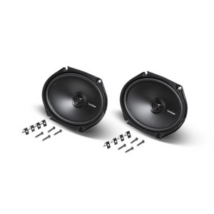 "Rockford Fosgate R168X2 6""x8"" 2-Way Full Range Speakers"