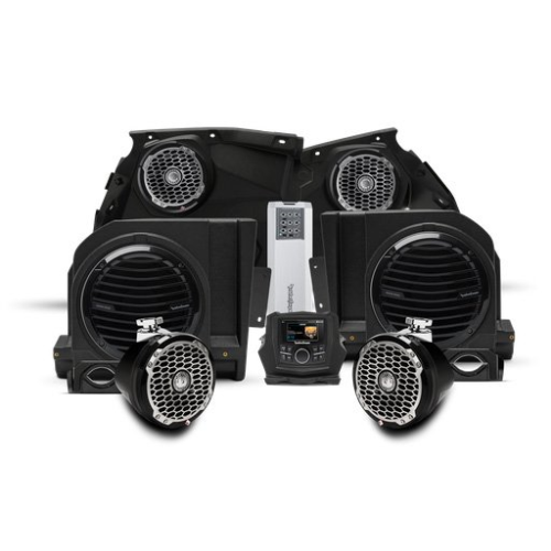 Rockford Fosgate X3-STAGE5 1000 Watt Sound System for Can Am Maverick X3
