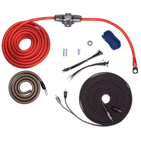 Rockford Fosgate RFK4I 4 Gauge Power and Signal Install Kit