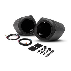 Rockford Fosgate RFGNRL-FSE Polaris General Front Speaker Pods