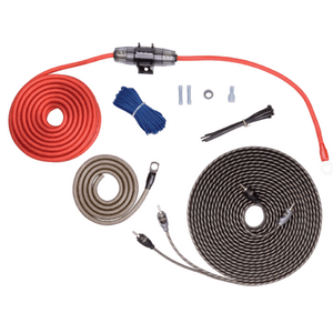 Rockford Fosgate RFK8I 8 Gauge Power and Signal Kit